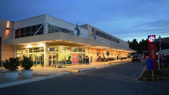 Bahía Blanca – Cierra el Hiper del shopping por un caso de COVID-19 positivo