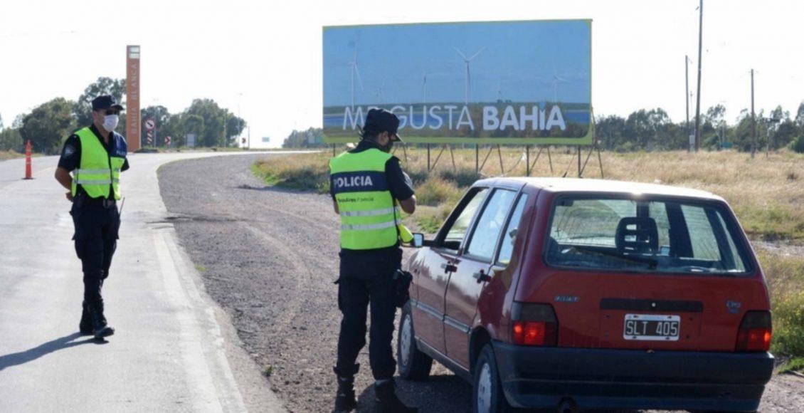 Nación decidió que Bahía retrocederá de fase durante 3 semanas