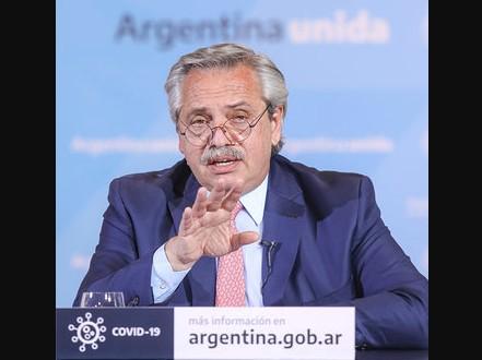 """Alberto Fernández: """"Es el momento de estar más unidos que nunca"""""""