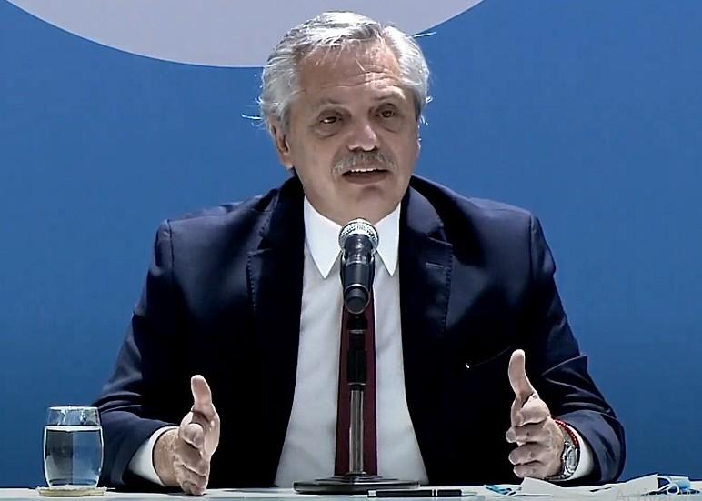 El Presidente anunció centros de desarrollo infantil: «Empezamos por los que más necesitan»