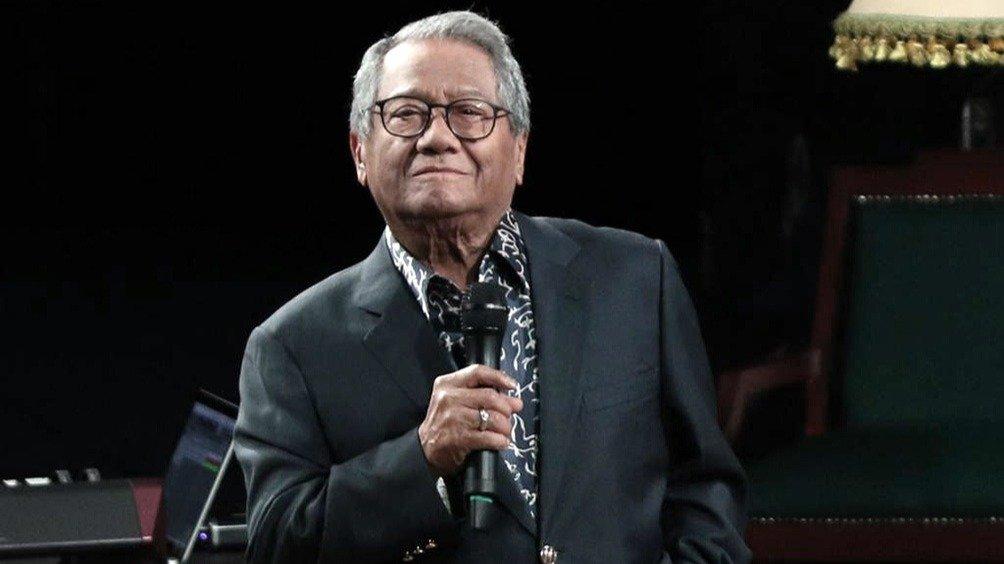 A los 85 años y por complicaciones derivadas del COVID-19, falleció Armando Manzanero