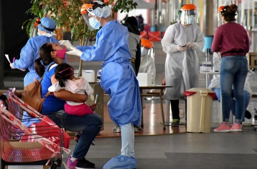Urgente! Detectaron en Argentina el primer caso de coronavirus con la variante del Reino Unido