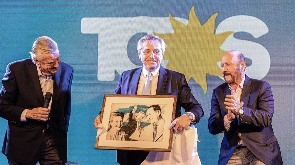 Alberto Fernández asume hoy la presidencia del Partido Justicialista