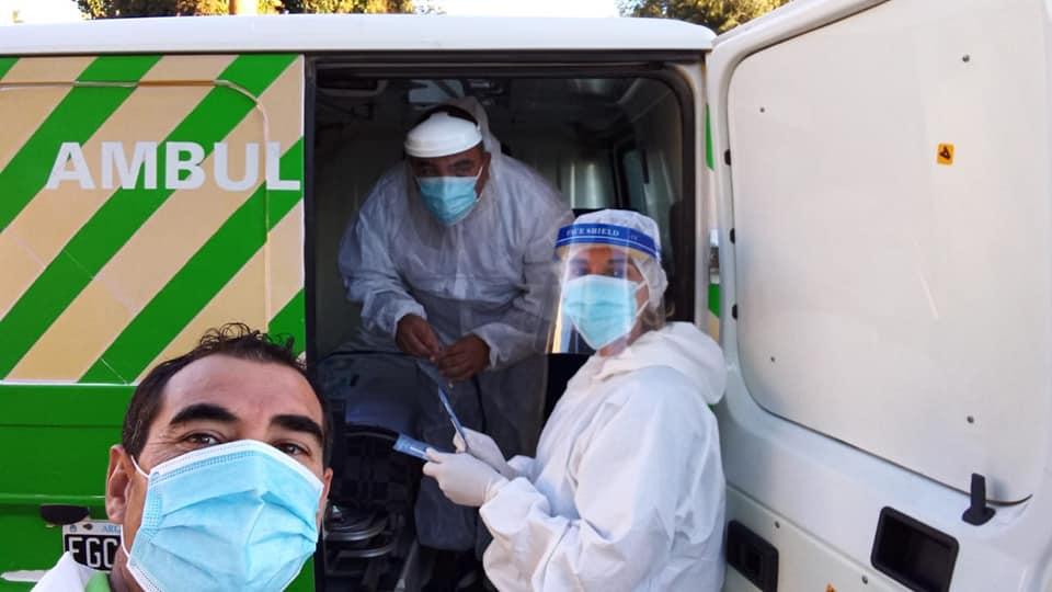 Saldungaray – Se lograron identificar a 8 casos positivos con los testeos rápidos