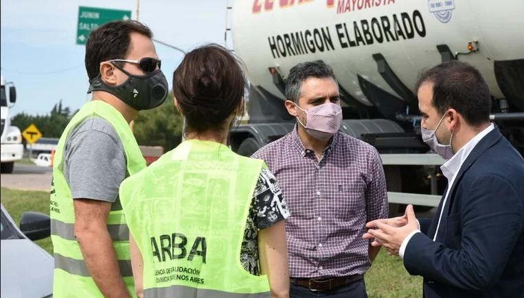 ARBA secuestró 13 camiones con cereales y uno con 40 caballos de Polo en infracción
