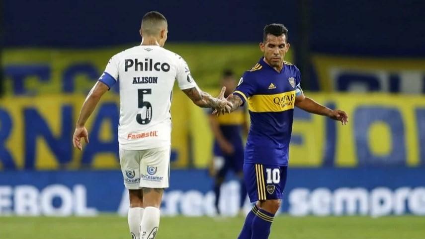 Boca recibe a Santos y quiere vengar la eliminación de la Libertadores 2020