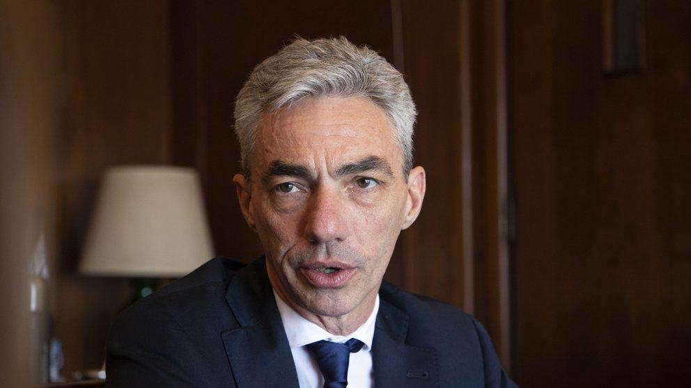 Murió el ministro de Transporte, Mario Meoni, en un accidente de tránsito
