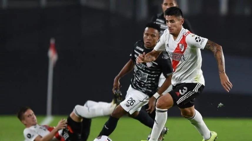 Con goles de Martínez y Álvarez, River venció 2-1 a Junior