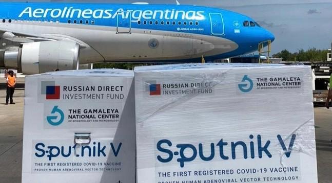 El domingo llegarán dos vuelos con más vacunas contra el Coronavirus