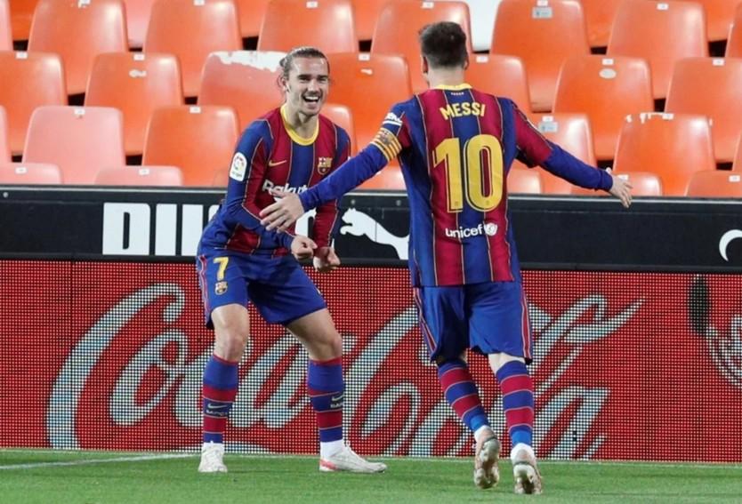 La Liga española podría sancionar a jugadores de Barcelona por una fiesta en la casa de Messi