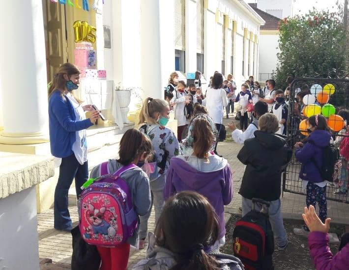 Saldungaray – Aniversario de la querida Escuela Primaria N° 2
