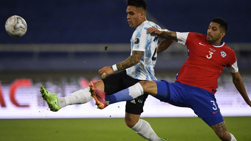 La Selección mostró dos caras de su juego y empató ante Chile