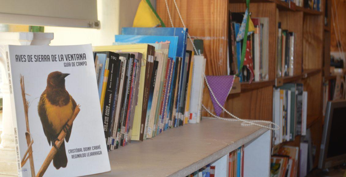 Sierra de la Ventana – Actividades en vacaciones de la Biblioteca Popular «Mariano Moreno»