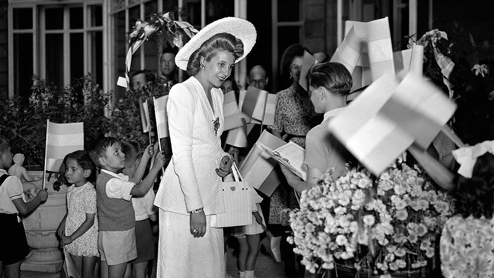 Eva Perón: su legado en pos de un Estado presente cobra mayor vigencia en esta pandemia