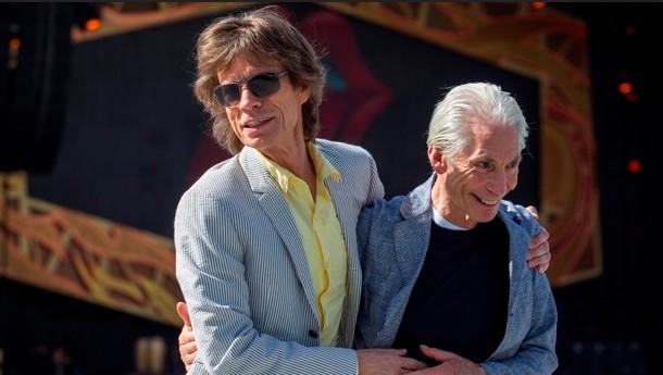 El rock está de luto, murióCharlie Watts, baterista de Rolling Stones
