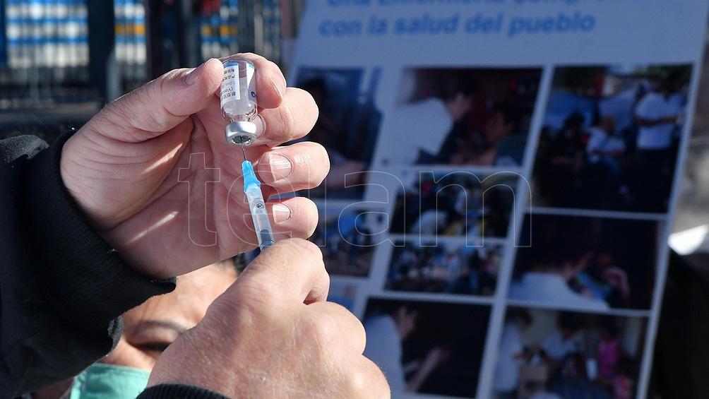 Buenos Aires – Hoy comienza la vacuna libre para segunda dosis a mayores de 50 años