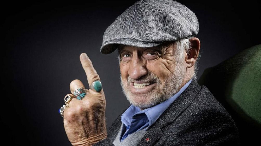A los 88 años murió Jean-Paul Belmondo, seductor dentro y fuera de la pantalla